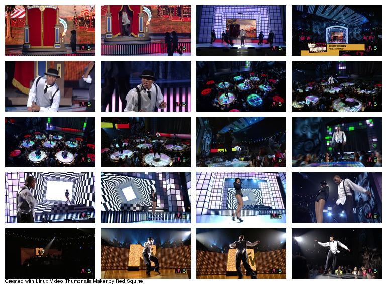 Chris Brown & Rihanna – VMA 2007 Medley  1080i HD | by @istanforCBE